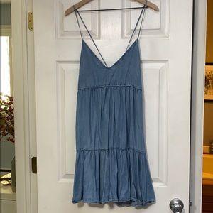 Lovestitch denim dress
